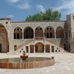 Beit Edine - dawna rezydencja tureckiego gubernatora