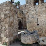 Tripoli - Zamek Krzyżowców